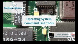 Operating System Command Line Tools - CompTIA A+ 220-802: 1.3