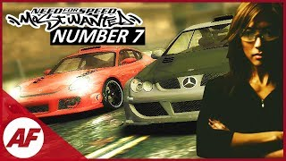 Need for Speed Most Wanted 2005 - Number 7 on a Blacklist Lets Play
