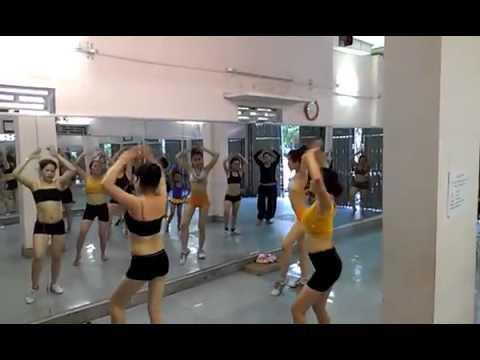 Aerobics Thể Dục Thẩm Mỹ Beauty club 37 Nguyễn Thái Học - TP Vinh - YouTube
