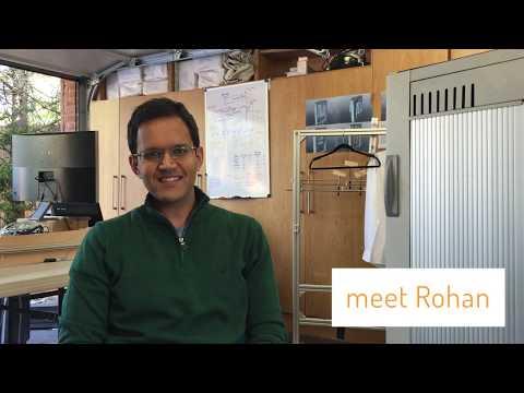 Rohan talks Rohan