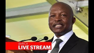 Deputy President David Mabuza to answer questions in National Assembly
