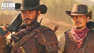 BUFFALO BOYS (2018) Trailer - Western Action Movie