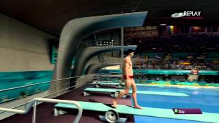 London 2012 - The Official Video Game of the Olimpic Games Gameplay HD