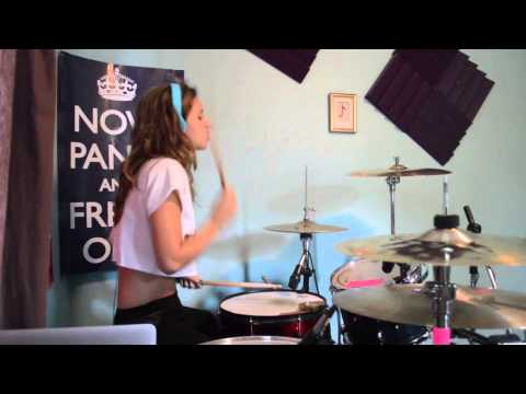 Centuries - Fall Out Boy (drum cover)
