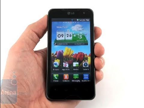 LG Optimus 2X Review