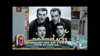 BILLBOARD 1952  4 ACES TELL ME WHY WITH PT N OZ