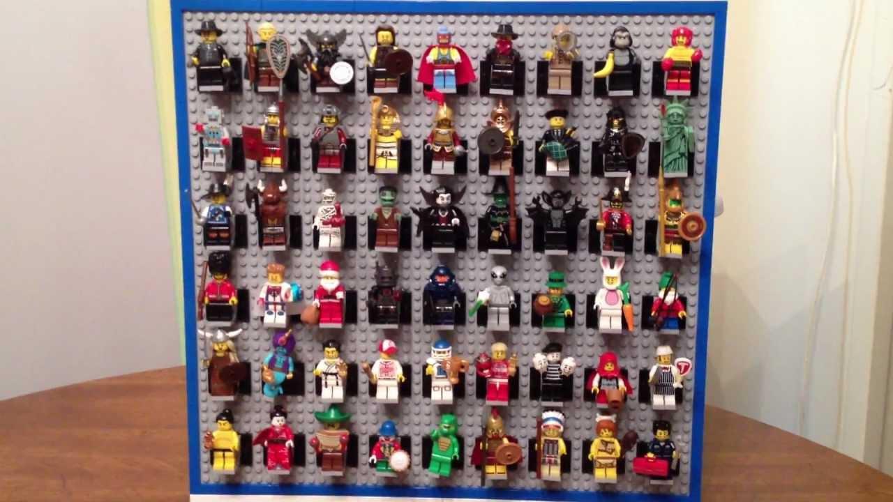 Build A Lego Display Case