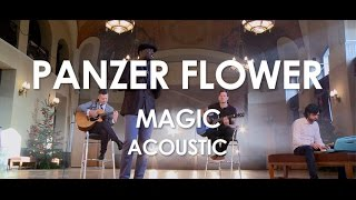 Panzer Flower - Magic - Acoustic [Live in Paris]