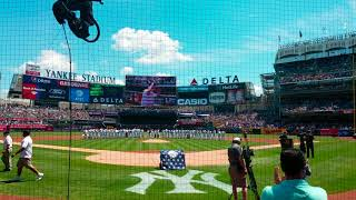 New York Yankees Old-Timers' Day 2017