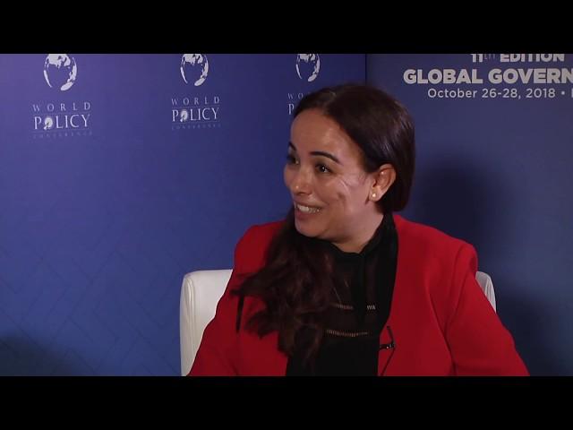WPC 2018 - Bouchra Rahmouni Benhida