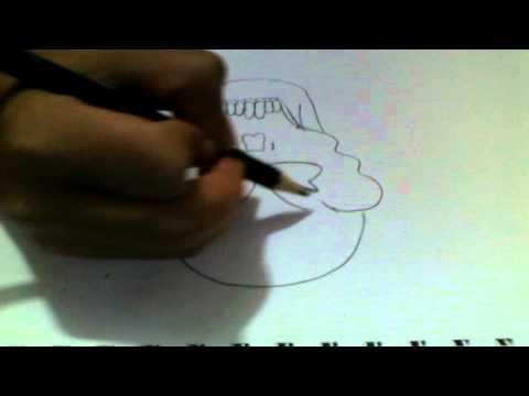 วิธีวาดรูปการ์ตูน