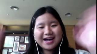 Calon Ketua First Shine 2018 - Alyssa Jusuf