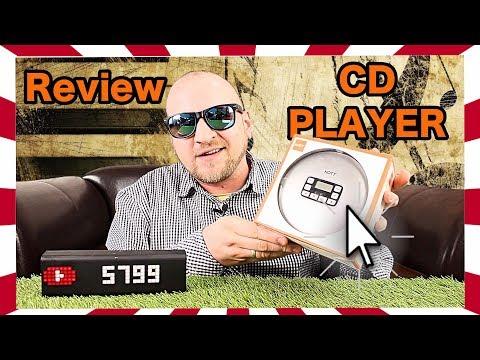 CD PLAYER DISCMAN TEST DEUTSCH REVIEW TRAGBAR
