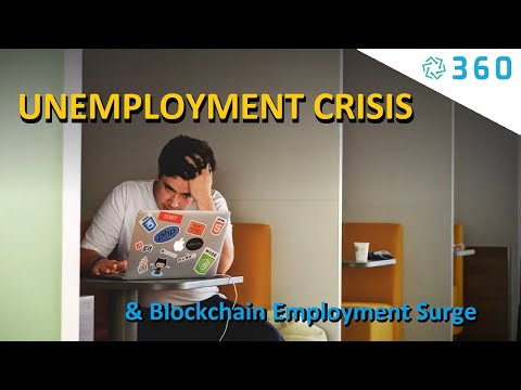 Global Unemployment Crisis and the Blockchain Employment Surge