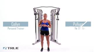 TRUE's Workout Series - Functional Trainer Back Workout