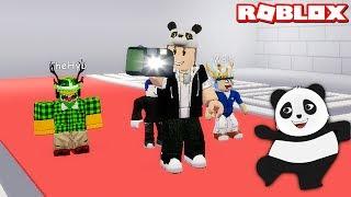 Ünlü Olma Simulasyonu! - Panda ile Roblox Fame Simulator