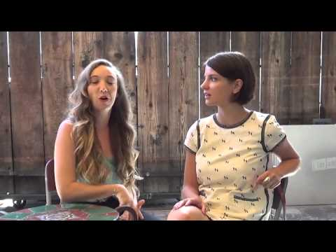 Exclusive interview on 'Fort Tilden' with Charles Rogers and Sarah ...