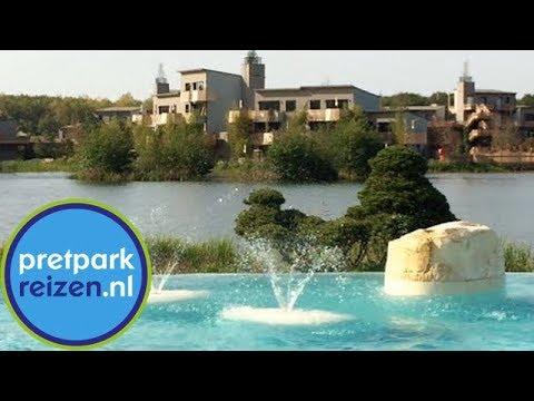 Aqualagon Villages Nature Paris Swimming Pool Zwembad Pool