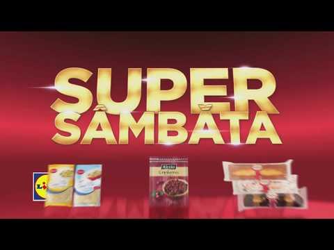 Super Sambata la Lidl • 17 Februarie 2018