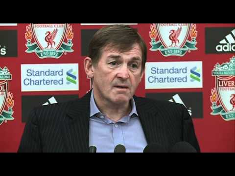 Dalglish backs Andy Carroll in Liverpool's top four fight