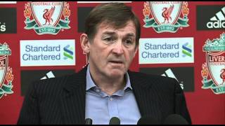 Dalglish backs Andy Carroll in Liverpool