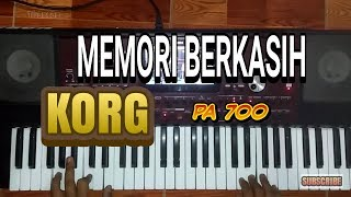 Download lagu MEMORI BERKASIH TANPA KENDANG MP3