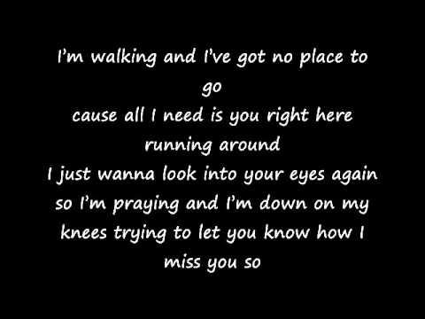 Uriah Shelton- I Miss You (LYRICS) - YouTube