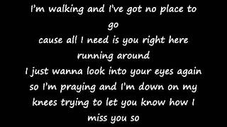 Uriah Shelton- I Miss You (LYRICS)