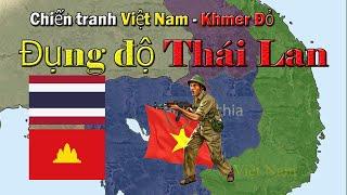 Tóm tắt Chiến Tranh Việt Nam - Khmer Đỏ | Xung đột với Thái Lan (Phần 1)