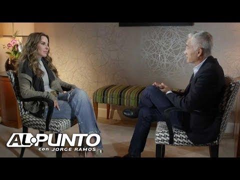 """Es un tipo muy déspota"": Kate del Castillo sobre Harvey Weinstein"