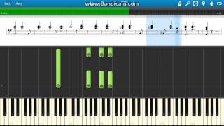 Bruno Mars - When I Was Your Man - Piano Tutorial with Sheet Music