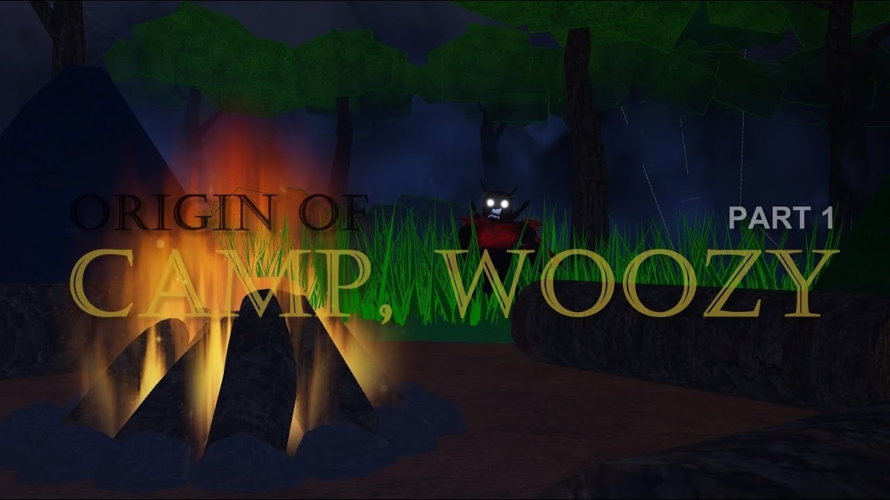 ROBLOX MOVIE the origin of (camp wozzy) part1