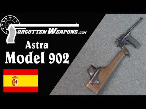 Astra 902: Because More Rounds is Better