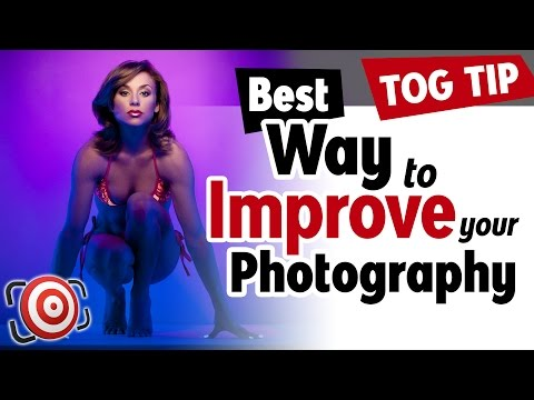 The BEST way to Dramatically Improve your Photography Skills - Photography Techniques