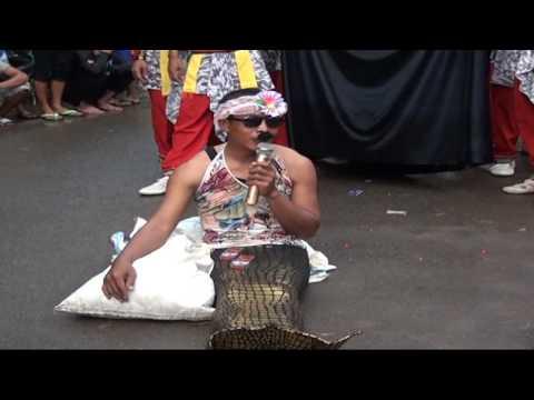 Singa Dangdut - PUTRA SURTI MUDA - Lawakan Wa Cici & Wa Madek - 02 April 2017 ( Arya Production )
