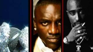 michael jackson feat akon and 2pac 2008