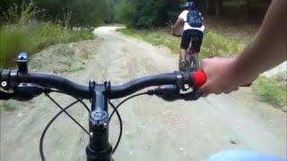 #SB'nin Bisiklet Maceraları  MTB Downhill (trying). (Before the crash :DD ). Isparta-Gölcük/TURKIYE