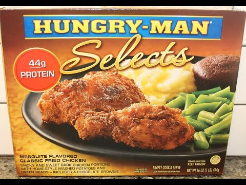 hungry-man-selects:-mesquite-flavored-classic-fried-chicken-review