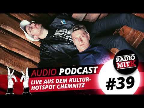 Kraftklub - Live aus dem Kultur-Hotspot Chemnitz - Radio mit K - Episode 39