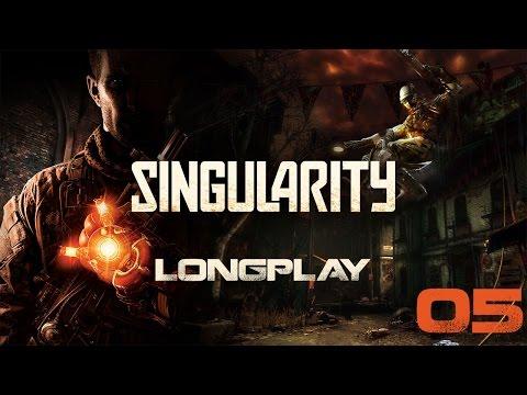 SINGULARITY - LONGPLAY 05 - Wielki robak, pociągi PKP i Katia która nie zamyka japy