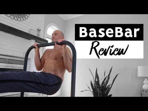 BaseBar Review: NEW Portable Pull Up Bar (No Mounting!)