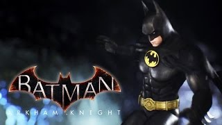 Batman: Arkham Knight - 1989 Batman Movie Batmobile Pack Trailer