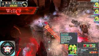 Let's Level the Necron Overlord (DoW2: The Last Stand) - 2 - Melee-Tank!