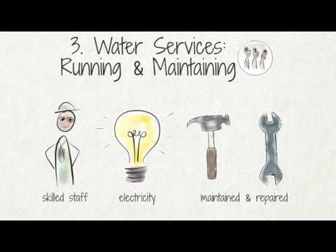 What are Municipal Services?