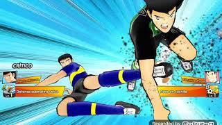 DESTROZO EN LIGAS CON MI NUEVO EQUIPAZO!!!! / Captain Tsubasa Dream Team