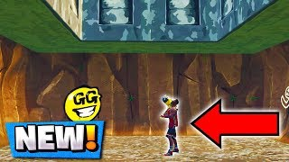 I Got INSIDE the Secret BUNKER! | Wailing Woods Opened! ( Fortnite Glitch )
