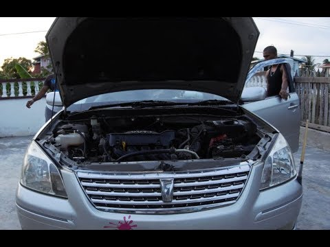 Fixing Imported Cars (Guyana)