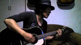 斉藤和義  今夜、リンゴの木の下で  弾き語り