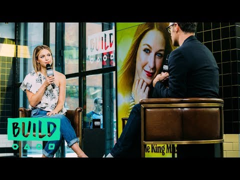 "Melissa Benoist Discusses The Broadway Play, ""Beautiful: The Carole King Musical"""
