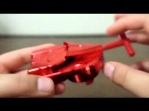 Beyblade Metal Fusion: String Launcher Review - YouTube